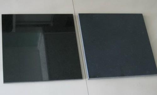 Đá tự nhiên Honed, black basalt